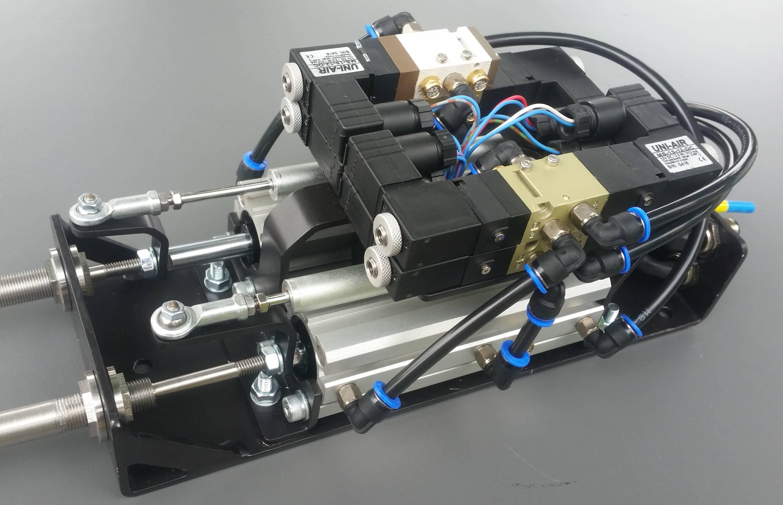 h paddle shifter kit mme motorsport 2 actuators