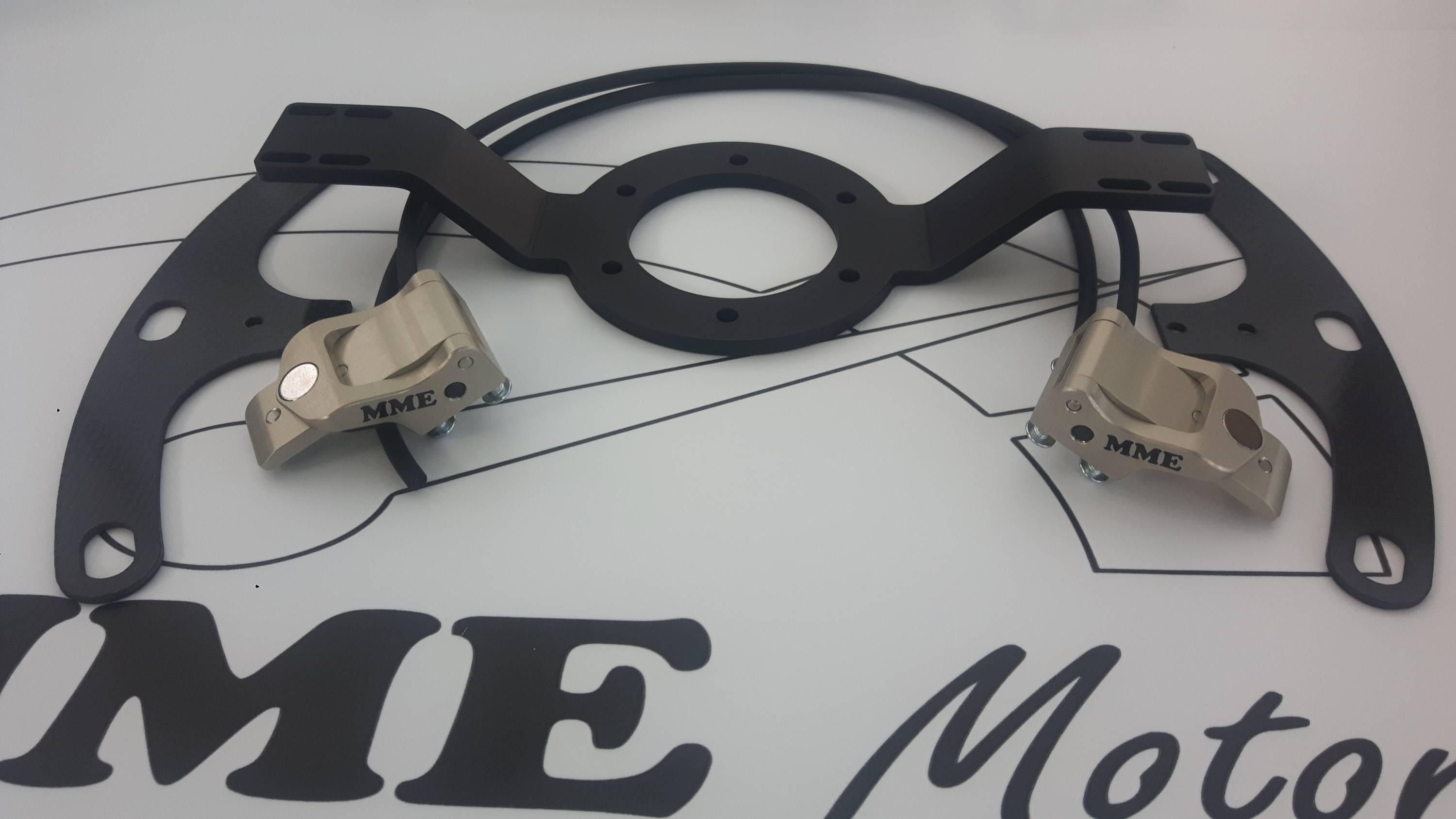 H Paddle Shifter Kit Mme Motorsport Subaru Coil Wiring Diagram More Details About The Universal Steering Wheel Paddles Or Wrc Style