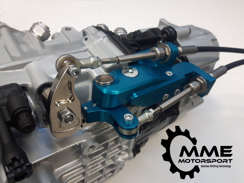 Audi 01E Paddle Shift Conversion - MME Motorsport